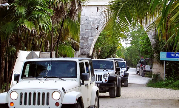 Gallery Jeep Tours Sian Kaan